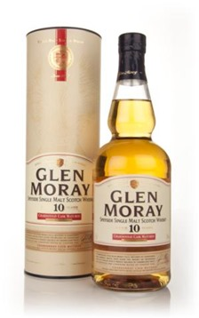 Tasting Glen Moray 10 yo Chardonnay casks