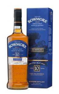 Bowmore Tempest  10 yo Batch #5