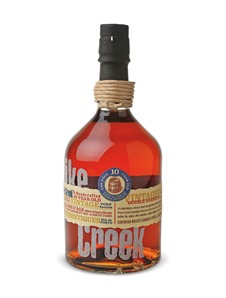 Pike Creek 10 yo Double Barreled Whiskey (Port finish)