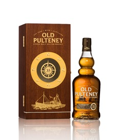 Tasting the brand new Old Pulteney 35 year old