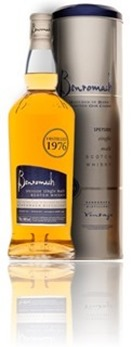 Older Benromachs rock too–Benromach 1976