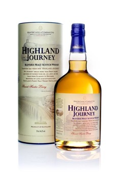 A new Blended malt from Hunter Laing : Highland Journey – Review