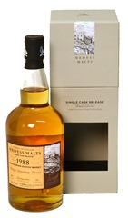 A couple of Wemyss malts from the latest release–Invergordon and Clynelish
