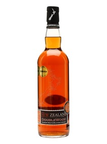 New Zealand Whisky Take I – 15 yo Doublewood