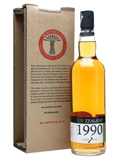 New Zealand Whisky take II– single cask#137 vintage 1990