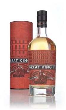Compass Box Great King Street – Glasgow Blend – Review
