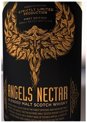 Angel's Nectar–the new Blended Malt – Review