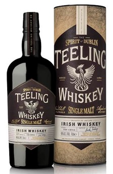 The new Teeling Whiskey–single malt – Review