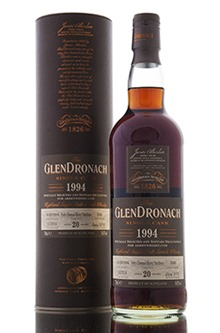 Glendronach 1994  Cask #3400 – Abbey Whisky – Review