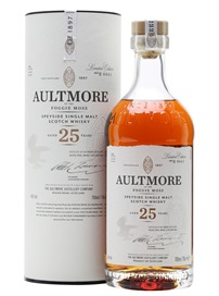 More 25 year olders : The brand new Aultmore 25 year old  – Review