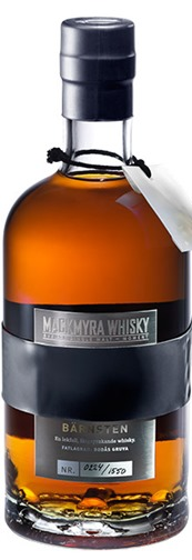 Mackmyra Bärnsten – Review