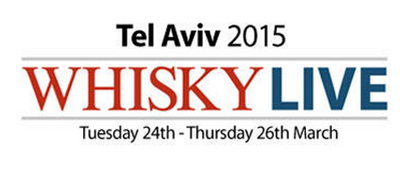 Whisky Live Tel Aviv 2015–starts today