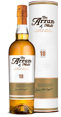 The Arran Malt turns 18–how time flies! – A review