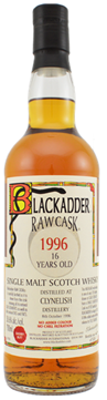 Clynelish 1996 [Blackadder] cask #8782