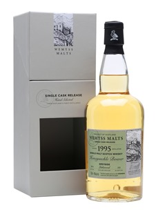 Wemyss Malts Linkwood 1996 'Honeysuckle Bower'