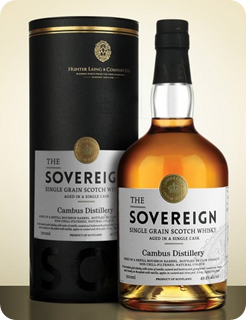 Cambus Sovereign 1964 50 yo single grain – Review