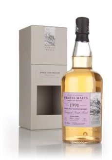 Quick Dram: Blair Athol 1991 'Foraged Fruit Fool' 1991- Wemyss Malts