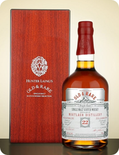 Mortlach 22 'Platinum Old and Rare' [Hunter Laing]