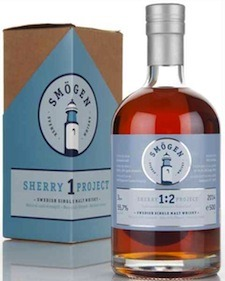 Smögen Sherry project 1:1 and 1:2 – Review