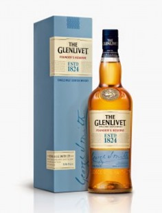Glenlivet Founder's Reserve–The new Glenlivet on the block replacing the 12 yo (in some markets) – review