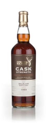 Balblair 1993–G&M cask #1962–Sherry time!