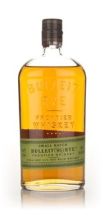 A bit of whiskey – Bulleit Rye- Review