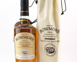 Bowmore Feis Ile 2015–Virgin Oak , NAS – Review