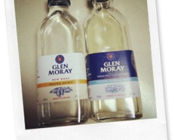 A Couple of Peated Glen Moray