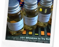 A Trio Of Whisky Barrel Exclusives [Linkwood 24 , Tobermory 20, Littlemill 26]