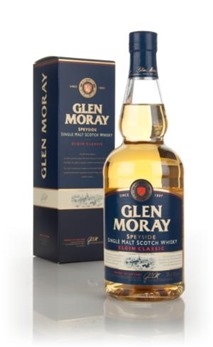 Classic Glen Moray–The Classic and the New Make