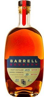Tasting Barrel Bourbon Batch #4