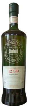SMWS 127.39 'Intensely Tasty' (Port Charlotte 11 year old)