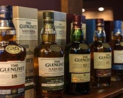 A visit to the The Glenlivet Concept shop in Tel Aviv