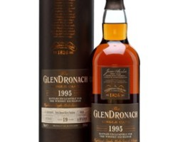 Glendronach 1995 19 Year Old PX Puncheon TWE Exclusive – Review