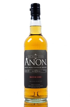 Abbey Whisky Anon 13 yo – review
