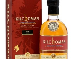 Kilchoman 2010 single cask TWE exclusive cask 679
