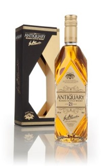 Quick Review -The Antiquary 21 year old