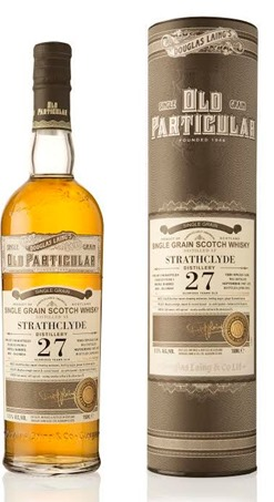 Old Particular Strathclyde 27 yo [D.Laing] – Single Grain – Review