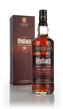 Two 18 yo Peated Benriach–Albariza & Dunder