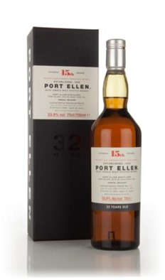 Diageo SR 2015 Part III –Port Ellen 32 yo [1983]