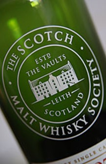 An ex-bourbon cask Glenfarclas? yes! –SMWS 1.194 Attractive, rounded and comforting, 16 yo