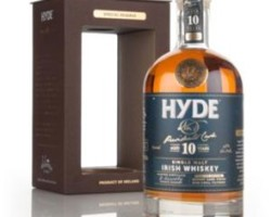 Hyde 10 Year Old No. 1 Presidents Cask [Irish] Whiskey