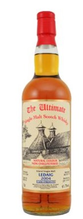 Ledaig 2004–The Ultimate, Van Wees , 2015