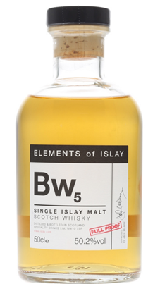 Elements of Islay BW5–Bowmore [1996]  – review & notes
