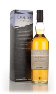 Caol Ila 17 year old Unpeated– #Diageo Special Rel. 2015