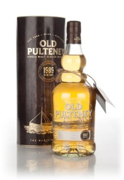 Old Pulteney vintage 1989 (Peated cask) – Review