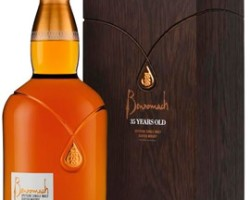 Tasting the new Benromach 35 yo