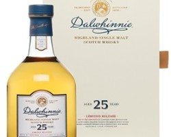 Dalwhinnie 25 year old Special Release 2015