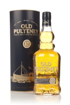 Re-tasting the  Old Pulteney 17 year old