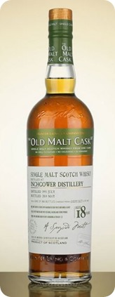 A Duo of Old Malt Casks–Arran & Inchgower 18yo